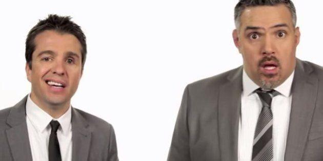 «Fou» : Dominic et Martin vous disent 50 000 fois