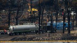 Lac-Mégantic: la locomotive principale retirée de l'encan dans le