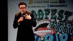 «60 minutes avec... Mehdi Bousaidan, LIVE» au Zoofest : brillance dévolue