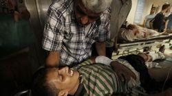 Tueries sur un marché et une école à Gaza, l'ONU demande des comptes