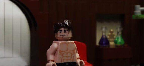 «Cinquante nuances de Grey» reçoit le traitement Lego