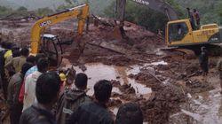 Inde: Le bilan du glissement de terrain pourrait dépasser 150