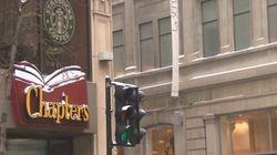 La librairie Chapters de Montréal ferme ses