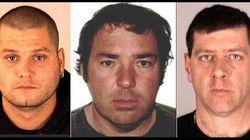 Les trois évadés de Québec reconnus coupables