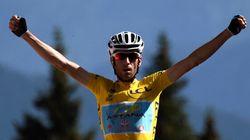 Tour de France: Vincenzo Nibali enlève la 13e étape et s'impose en entrant dans les