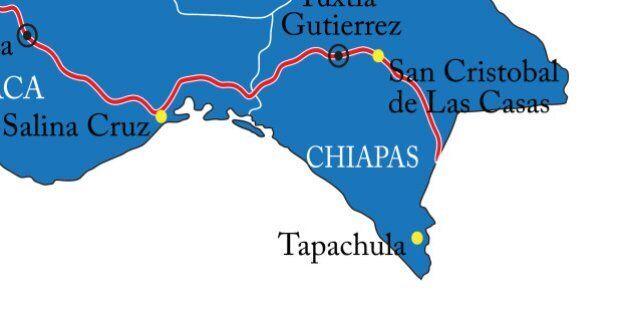 Séisme de 6,9 au Mexique et au Guatemala: au moins un mort et un