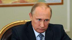 Vladimir Poutine dénonce les nouvelles