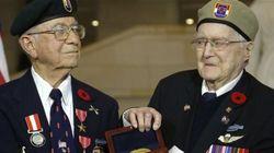 Les vétérans de la « Brigade du diable » honorés à