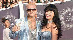 Pourquoi Katy Perry était-elle habillée comme Britney Spears aux VMA