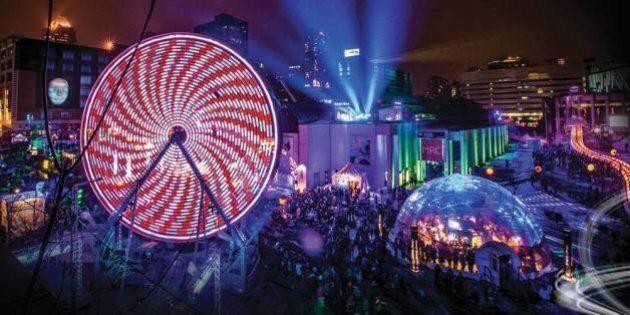 Montréal en lumière: Vincent Vallières en spectacle