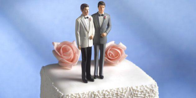 Mariage gay: plus d'alliances entre femmes qu'entre hommes selon l'Institut de la statistique du