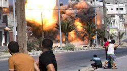 Une frappe israélienne fait deux morts à