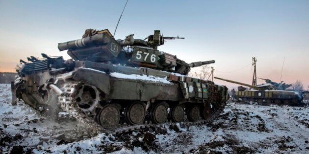 Les combats en Ukraine ont fait plus de 5350 morts, selon