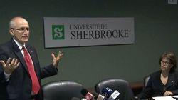 Université de Sherbrooke : les mesures de compressions ont été présentées