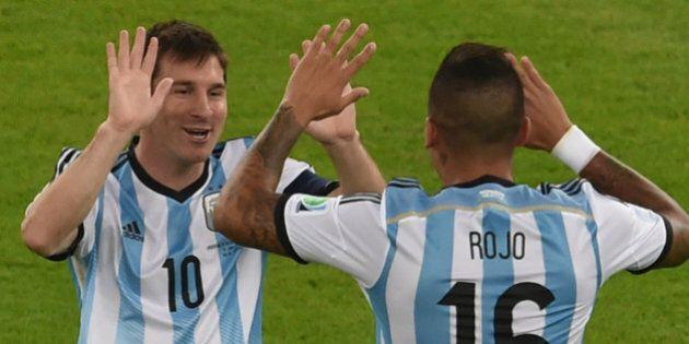 Mondial 2014: Messi et l'Argentine battent la Bosnie-Herzégovine