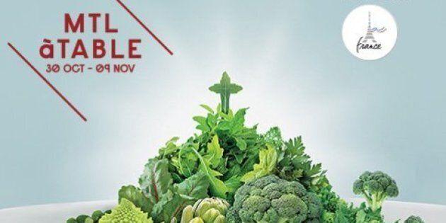 MTL à TABLE 2014: on sort au resto du 30 octobre au 9 novembre