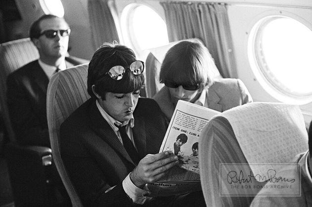 11 photos des Beatles que vous n'avez jamais vues viennent de refaire