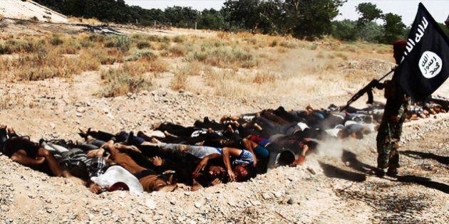 Irak: Washington condamne le massacre jihadiste « horrible » de soldats
