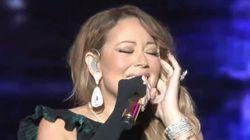 Mariah Carey prise en flagrant délit de mauvais
