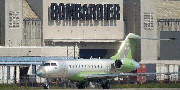 Bombardier confiera encore plus de travail d'ingénierie en