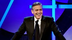 Art Directors Guild Awards: George Clooney fait rire le