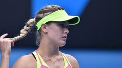 Eugenie Bouchard dit non à la Fed Cup à