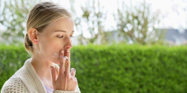 Le tabagisme de la mère nuit à la fertilité de ses fils, dit une