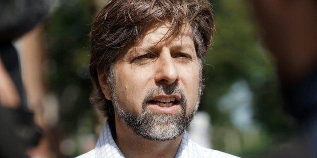 Bris d'aqueduc sur le Plateau-Mont-Royal: le maire Ferrandez blâme la Ville de