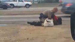 Californie: un policier est filmé alors qu'il bat une femme