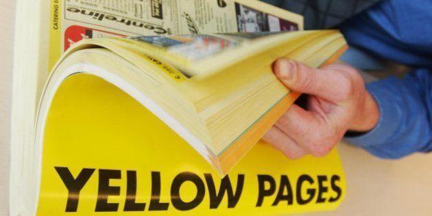 Pages Jaunes abandonne la distribution des annuaires dans certains territoires du