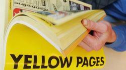 Pages Jaunes ne sera plus distribué