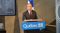 Martin Coiteux piqué par les propos de PKP
