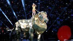 La performance explosive de Katy Perry