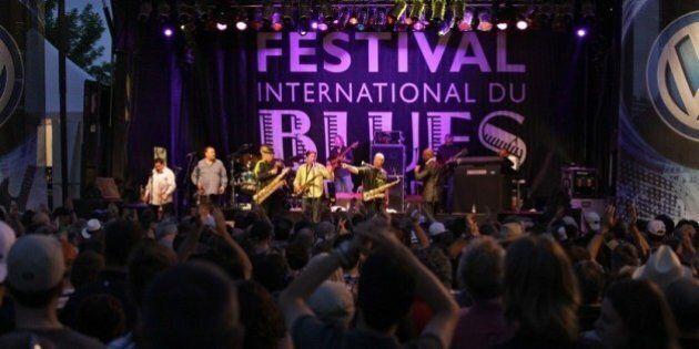 «Festival du Blues de Tremblant» : ça commence