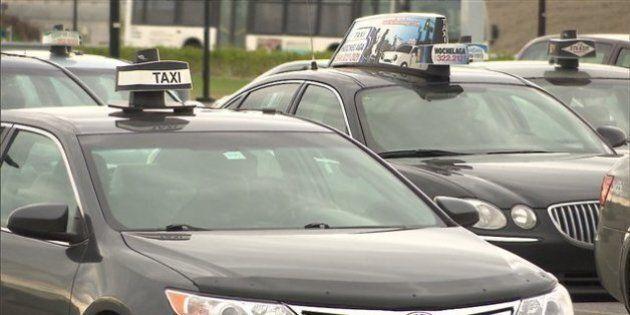 500 taxis montréalais entièrement électriques pour le