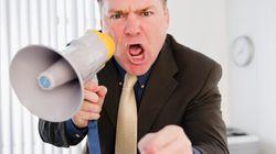 Subir le harcèlement au travail sans
