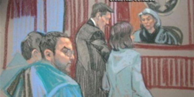 Complot terroriste Via Rail:l'étudiant de l'Université Laval condamné à la prison aux