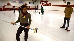 Le curling séduit les hipsters de