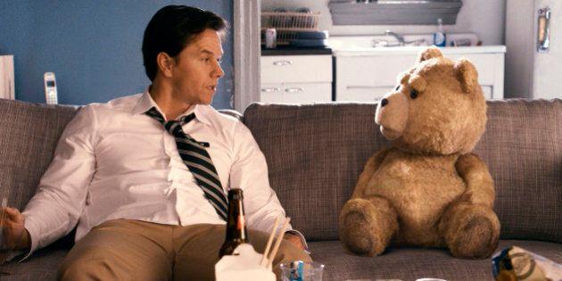 Seth MacFarlane est accusé de plagiat pour son personnage de Ted le très grossier ours en