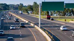Québec envisage d'instaurer des limites de vitesse variables sur les