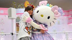 Le célèbre chat Hello Kitty fête ses 40