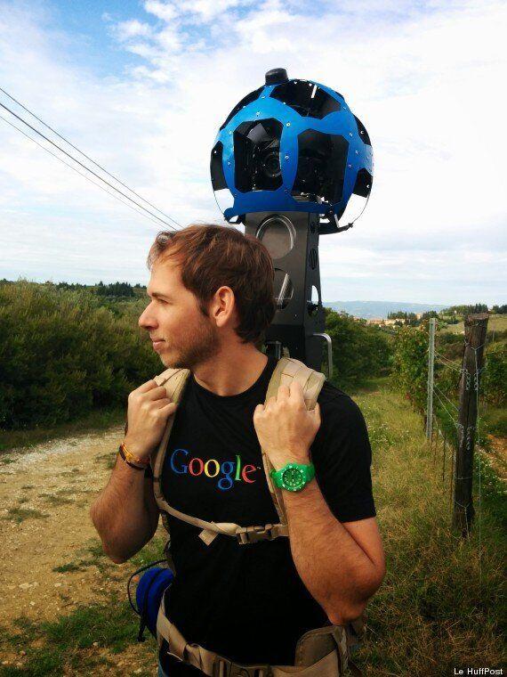 Street View Trekker: on a testé le sac à dos qui photographie les lieux les plus retranchés de la planète...