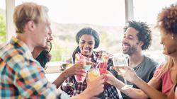 Les jeunes hommes qui boivent de l'alcool ont du sperme de moins bonne