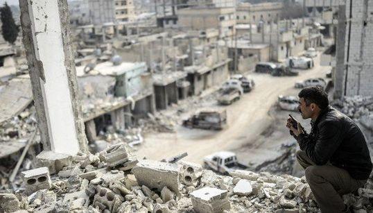 Kobané, ville libérée mais détruite par l'État