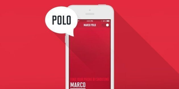 Marco Polo: l'application pour retrouver son téléphone intelligent en
