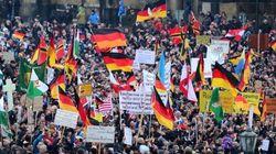 Des milliers de manifestants anti-islam à Dresde