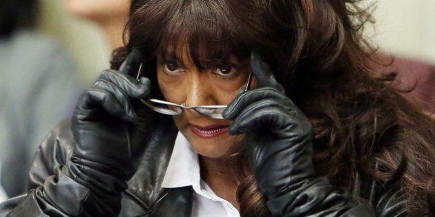 Prostitution: la dominatrice Terri-Jean Bedford menace de dévoiler des noms de clients