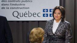 La commission Charbonneau veut un nouveau