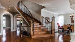 Brian Gionta vend sa luxueuse maison de Brossard
