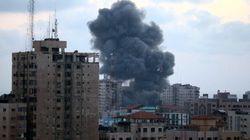 Israël pilonne la bande de